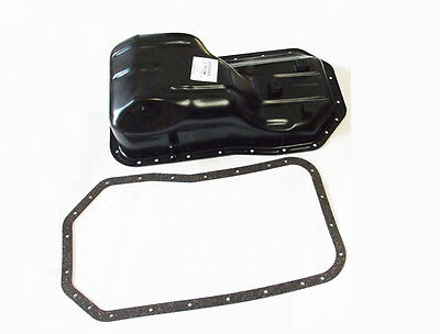 For Mitsubishi L200 K74 Pick Up 2.5TD 4D56  Engine Oil Sump Pan with Gasket New