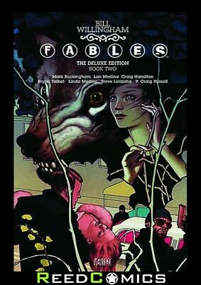 FABLES VOLUME 2 DELUXE HARDCOVER New Hardback Collects Issues #11-18
