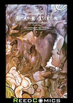 FABLES VOLUME 6 DELUXE HARDCOVER New Hardback Collects Issues #34-45