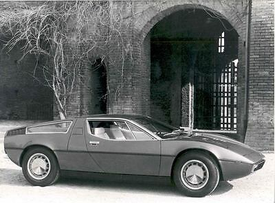 1973 1974 Maserati Bora Factory Photo u8803-CAQ39H