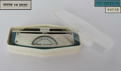 VINTAGE RUSSIAN MEDICAL ARM STRENGTH METER w/BOX - MINT