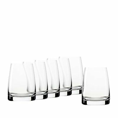 NEW Stolzle Experience Double Old Fashion Glass 325mL Set of 6 (RRP $50)