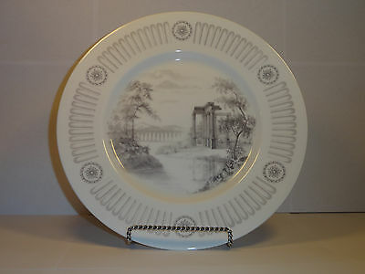 "VINTAGE TUSCAN FINE ENGLISH BONE CHINA ""OLYMPUS"" 10.75"" DINNER PLATE"