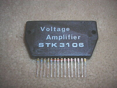 "STK3106 ""Original"" SANYO  Voltage Amplifier IC"