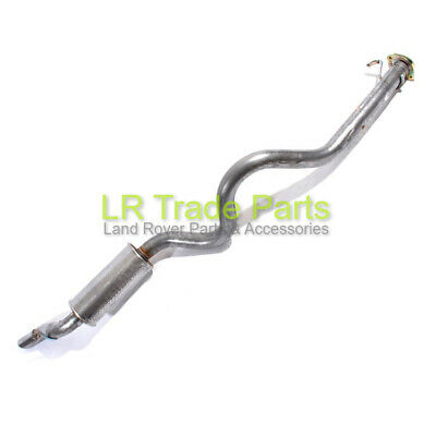 LAND ROVER DEFENDER 110 & 130 300TDi NEW REAR EXHAUST BACK BOX TAIL PIPE ESR2384