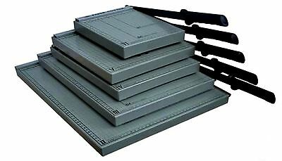 Paper Cutter Metal Base Trimmer Guillotine Type