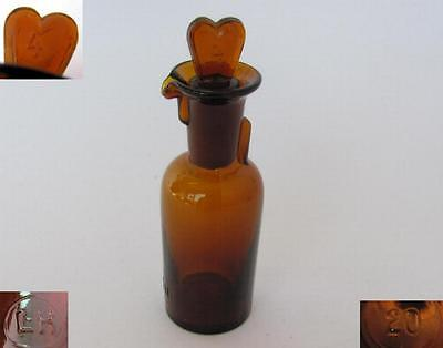 19C. ANTIQUE DRIP BY DROP ANESTHESIA CHLOROFORM BOTTLE