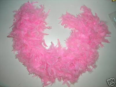 *~8 Pink Feather Boa 6' Long~~Fairy Princess,Tea Party