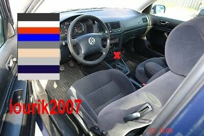 UN SOUFFLET LEVIER DE VITESSE VW GOLF 4 An.98-03 TOP+NOTICE+2ANS GAR.+10COLORIES