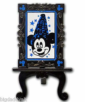 New Disney Pin 2013 Poster Art Series June Sorcerer Mickey Believe In Magic LE