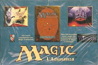 Factory Sealed LEGENDS 36 Booster Box Mtg Magic Italian [LEGGENDE]