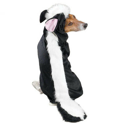 Dog Halloween Costume Casual Canine Lil' Stinker Skunk  Pet costumes XS-XXL