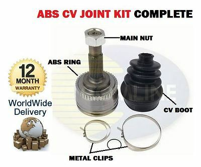 For Nissan Primera 1996-2001 1.6 1.8 2.0Dt 2.0 New Constant Velocity Cv Joint