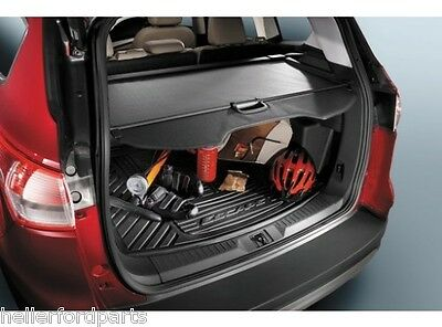 2013-2018  Escape OEM Genuine Ford Parts Rubber Cargo Area Protector Mat
