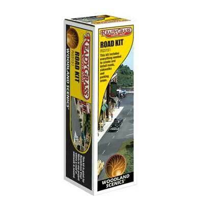 NEW Woodland Scenics Road Kit RG5151