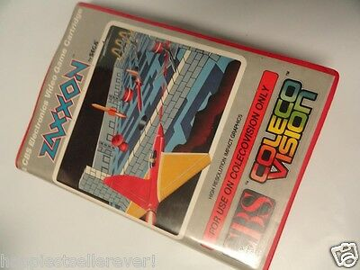 ColecoVision Zaxxon CBS Variant for the Coleco Video Game System