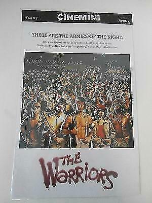 Poster Locandina Film The Warriors Cinemini  Locandine Cinematografiche