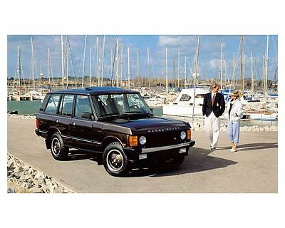 1989 Range Rover County Factory Photo m1836-ESVQ63
