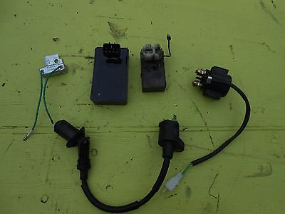 kymco super 8 125 ignition coil regulater relay flasher raleys cdi ecu ht coil