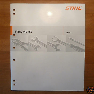 stihl ms 260 manual pdf