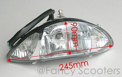 Front Head Light  with 4 Wires for Peace Sports TPGS-805 50cc PART13M032