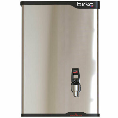 Birko 5L Tempo Tronic Wall Mounted Stainless Steel Boiling Water Unit 1090076
