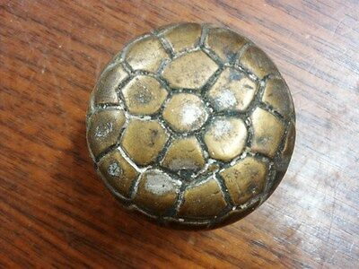 One Antique Vintage - Brass Drawer Pull - Free SameDay Ship'n