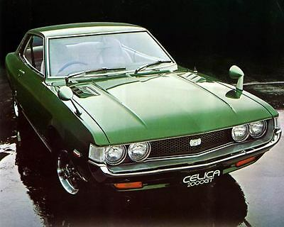 1974 Toyota Celica 2000GT Automobile Photo Poster Japanese RHD JDM zm2273