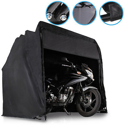 Waterproof Xl Motor Cycle Bike Atv Quad Folding Cover Tent Shelter Canopy Shed