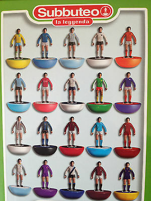 Subbuteo Team Shop - Legends / Leggenda: World Club Teams (FREE UK Postage)