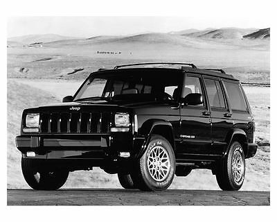 1997 Jeep Cherokee Country Photo Poster zab2841-67JEQI