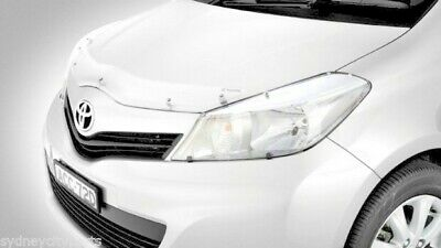 Toyota Yaris Headlamp Covers Hatch Sept 11 - July 14 Yr Yrs Zr Yrx New Genuine