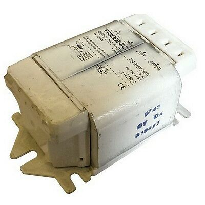 Tridonic 100w Sodium Lamp Transformer Control Gear Magnetic Choke Metal Halide