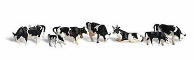 NEW Woodland Scenics Holstein Cows HO A1863