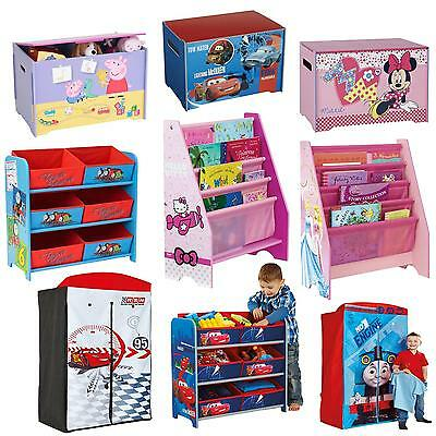 Kid's Character and Disney Furniture - Children's Bedroom and Playroom Storage