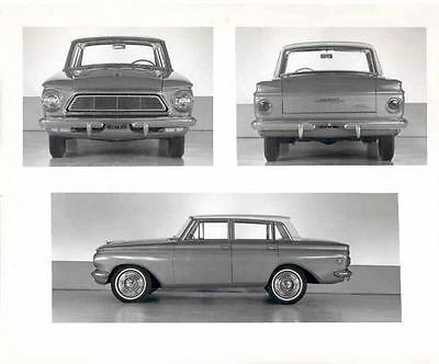 1962 AMC Rambler American 400 Automobile Photo Poster zab9859-VROS8Q