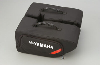Yamaha Snowmobile Saddlebags 2005-2016 Rs Venture Black Sma-8Et73-00-00