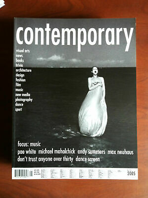Contemporary n° 75 - 2005 Cover: Andy Summers