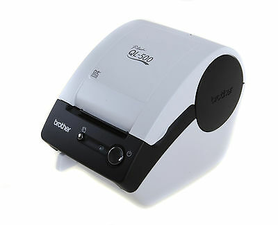 Brother QL-500 Label Printer QL500 Ideal for Shipping Postal Address Stickers