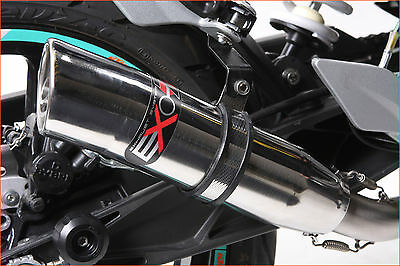 Pot D'echappement Silencieux Exo7 Shortgun Ktm Duke 125 2011/16