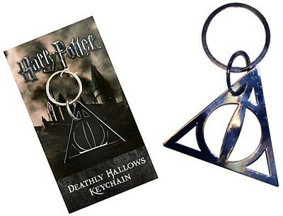 Harry Potter Deathly Hallows Keychain Noble Collection