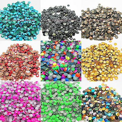Hotfix Rhinestud Metal Iron On Beads Dress Shoes T-shirt Bags Card Craft