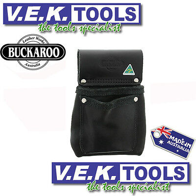 Buckaroo Leather Tools H/dty Nail Bag/tool Belt-Hold All Bag-Tmha-Aus Made