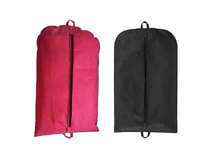 Suit Cover - Suit Bag - Black  Or Hot Pink Suit Carrier / Travel Bag - Eurobag