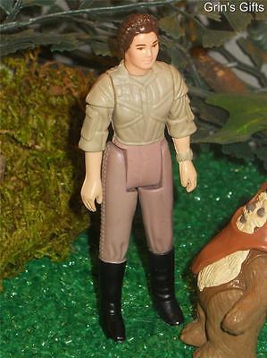 Star Wars: Vintage 1984 Princess Leia (in Combat Poncho) Action Figure