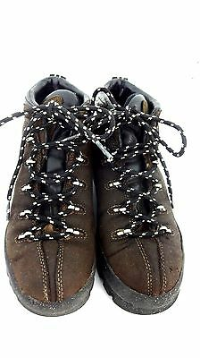 new style d45d3 cca32 Nike Acg Womens Brown Leather Hiking Boots Size Us 6 M Lace Up