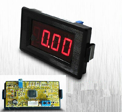new 3.5 digit RED LED display ohmmeter resistance test meter 0-200Ω ohm 5v dc