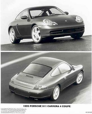 1999 Porsche 911 Carrera 4 Automobile Photo Poster zac5342-OX7QHZ