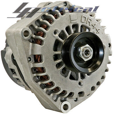High Output Alternator For Chevy Gmc Cadillac Hummer Generator 200 Amp