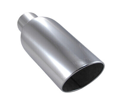 "Ford Powerstroke Super Duty Pypes Diesel 4"" In 7"" Out 18"" Long Exhaust Tip"